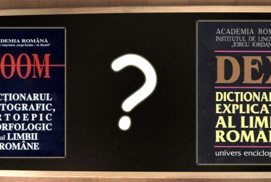 DEX sau DOOM? Află care este diferența!