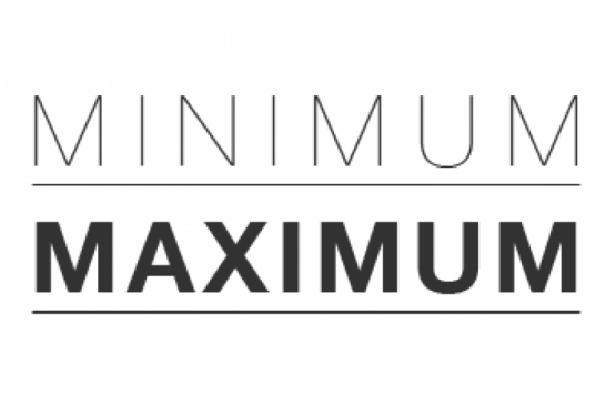 """Maxim"" sau ""maximum"", ""minim"" sau ""minimum""?"